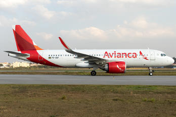 PR-OBF - Avianca Brasil Airbus A320 NEO