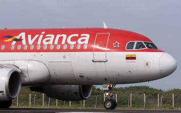 N691AV - Avianca Airbus A319