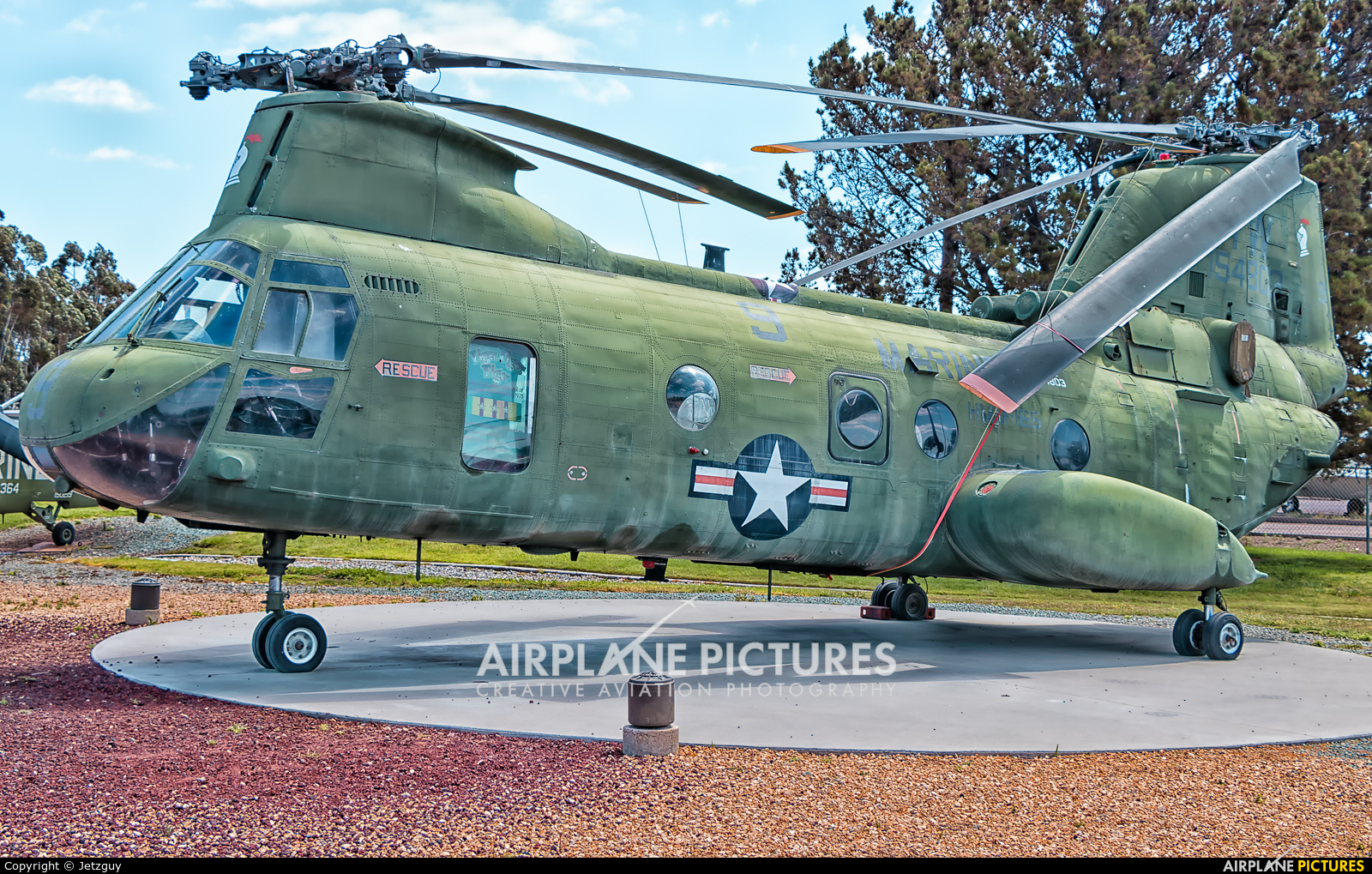 USA - Marine Corps 154803 aircraft at Miramar MCAS - Flying Leatherneck Aviation Museum