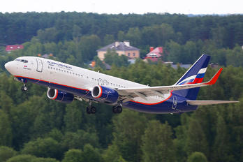 VP-BKA - Aeroflot Boeing 737-800