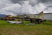 BA-21 - Belgium - Air Force Dassault Mirage V aircraft