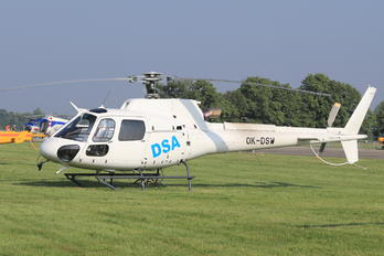 OK-DSW - DSA - Delta System Air Eurocopter AS350 Ecureuil / Squirrel