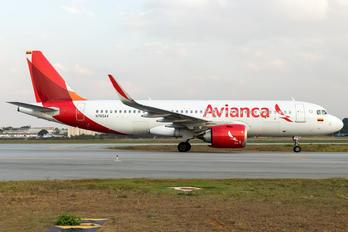 N765AV - Avianca Airbus A320 NEO