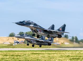 4110 - Poland - Air Force Mikoyan-Gurevich MiG-29GT