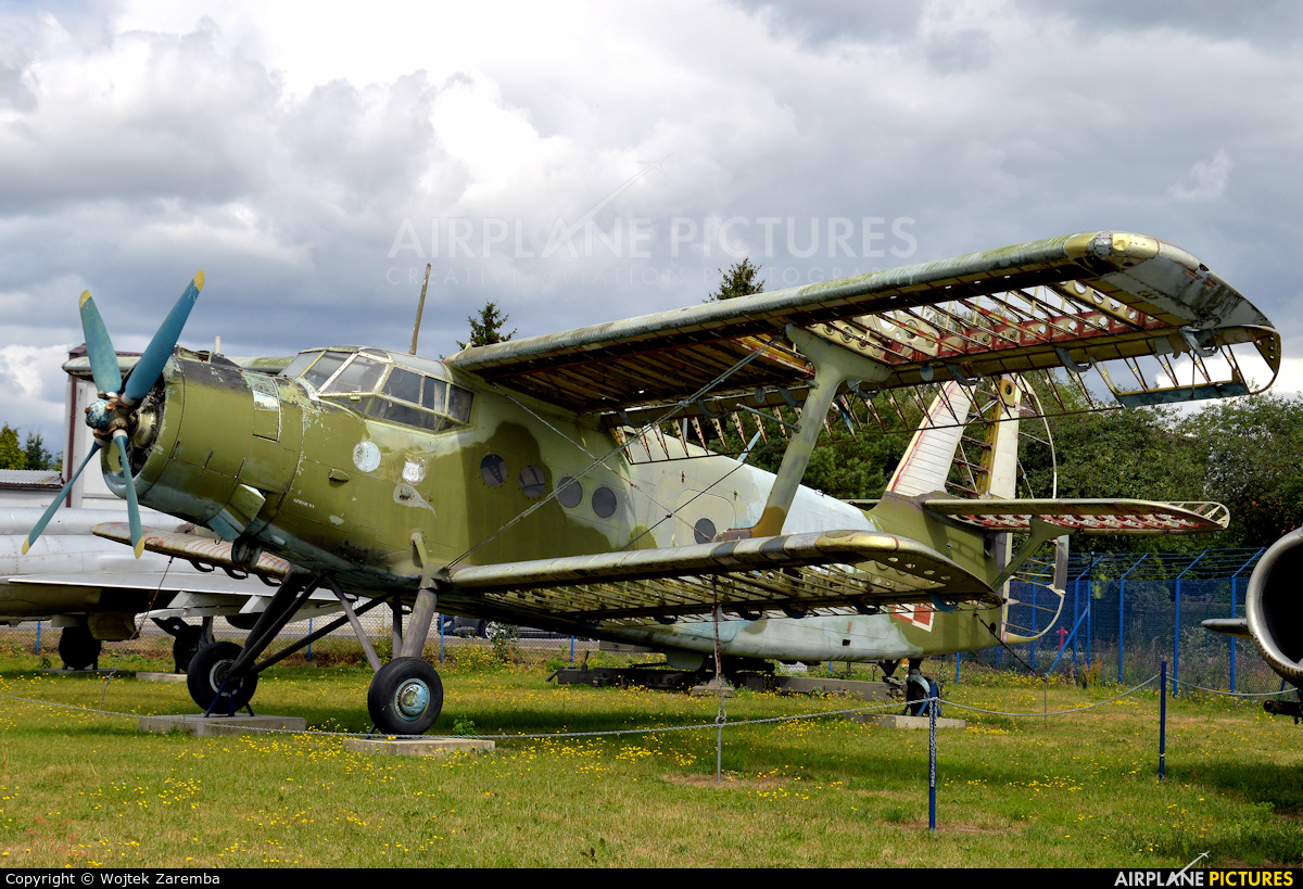 Poland - Air Force 9866 aircraft at Dęblin - Museum of Polish Air Force