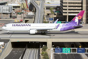 N580HA - Hawaiian Airlines Boeing 767-300ER aircraft