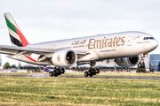 A6-EWF - Emirates Airlines Boeing 777-200LR aircraft