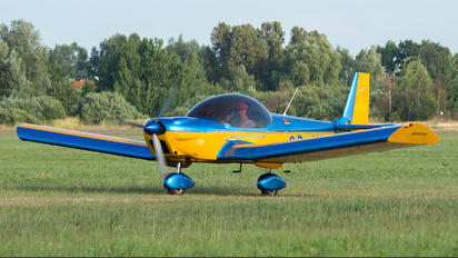 SP-YBU - Private Zenith - Zenair CH601 Zodiac