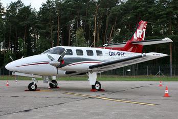 OK-REC - Private Cessna 303 Crusader