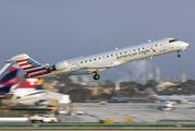 N706SK - American Eagle Canadair CL-600 CRJ-700 aircraft
