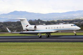 B-HVP - Private Gulfstream Aerospace G-V, G-V-SP, G500, G550