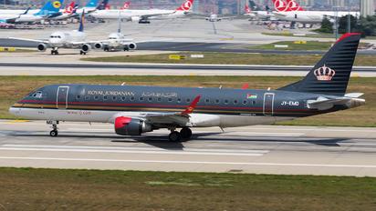 JY-EMD - Royal Jordanian Embraer ERJ-175 (170-200)