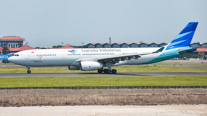PK-GPZ - Garuda Indonesia Airbus A330-300