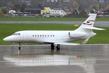 HB-IGU - Cat Aviation Dassault Falcon 2000 DX, EX