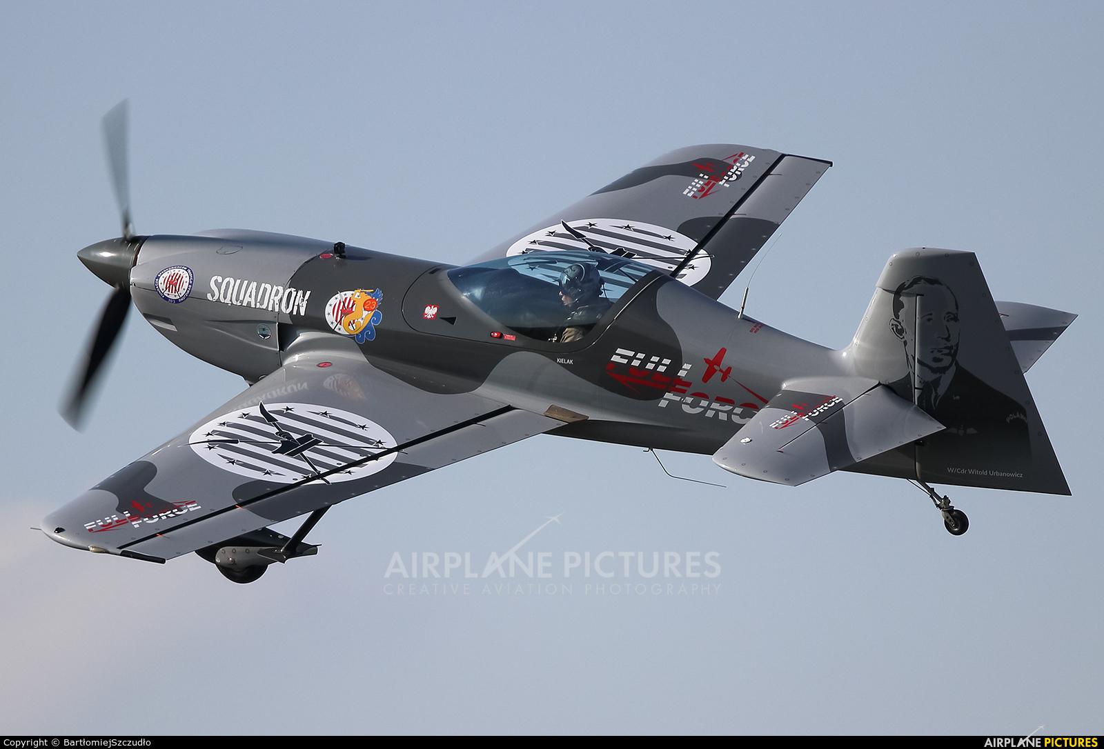 Private SP-EED aircraft at Mielec
