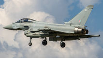 ZJ921 - Royal Air Force Eurofighter Typhoon FGR.4 aircraft