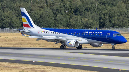 ER-ECD - Air Moldova Embraer ERJ-190 (190-100)