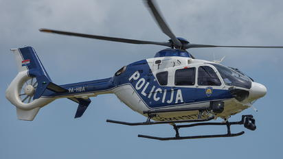 9A-HBA - Croatia - Police Eurocopter EC135 (all models)