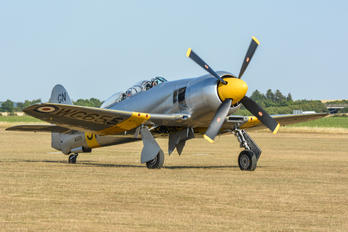 G-CHFP - The Fighter Collection Hawker Sea Fury T.20