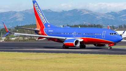 N556WN - Southwest Airlines Boeing 737-700