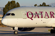 A7-BCG - Qatar Airways Boeing 787-8 Dreamliner aircraft