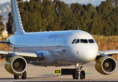 EC-LLM - Vueling Airlines Airbus A320 aircraft