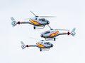 Spain - Air Force: Patrulla ASPA Eurocopter EC120B Colibri HE.25-11 at Lugo - Rozas airport