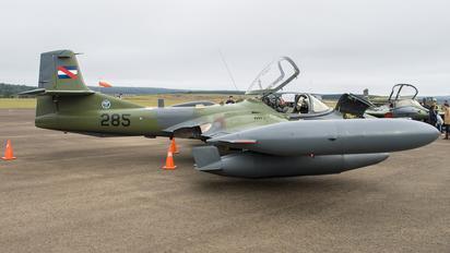 FAU285 - Uruguay - Air Force Cessna A-37B Dragonfly