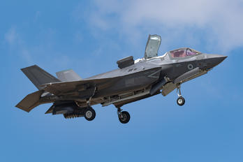 ZM145 - Royal Air Force Lockheed Martin F-35B Lightning II