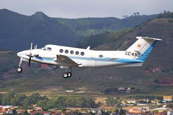 EC-KND - Urgemer Canarias Beechcraft 200 King Air