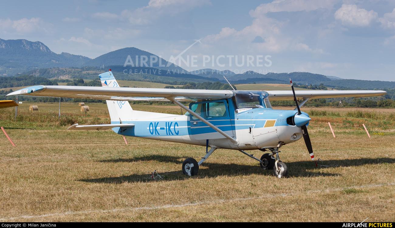 Aeroklub Czech Republic OK-IKC aircraft at Dubnica nad Vahom - Slavnica