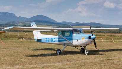 OK-IKC - Aeroklub Czech Republic Cessna 152
