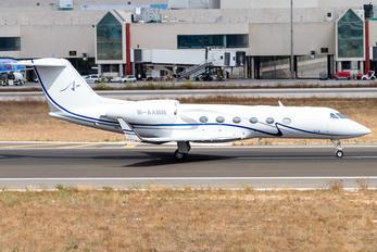 M-AAMM - Private Gulfstream Aerospace G-IV,  G-IV-SP, G-IV-X, G300, G350, G400, G450