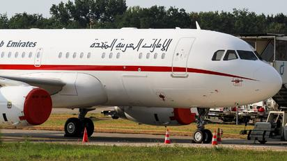 A6-SHJ - United Arab Emirates - Government Airbus A320 CJ
