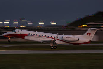 HB-JFL - Nomad Aviation Embraer ERJ-135 Legacy 600