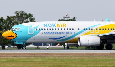 HS-DBZ - Nok Air Boeing 737-800