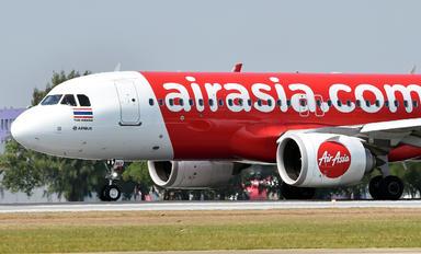 HS-BBZ - AirAsia (Thailand) Airbus A320 NEO