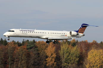D-ACNV - Lufthansa Regional - CityLine Canadair CL-600 CRJ-900