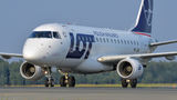 LOT - Polish Airlines Embraer ERJ-170 (170-100) SP-LDH at Katowice - Pyrzowice airport