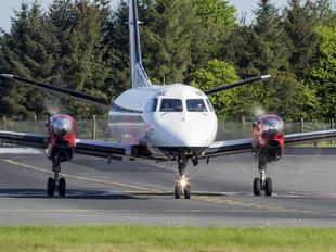 G-LGNE - FlyBe - Loganair SAAB 340