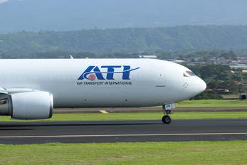 N376AN - ATI - Air Transport International Boeing 767-300ER