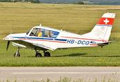 HB-DCQ - Private Gardan GY-80 Horizon aircraft