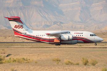 C-GVFT - Conair British Aerospace BAe 146-200/Avro RJ85