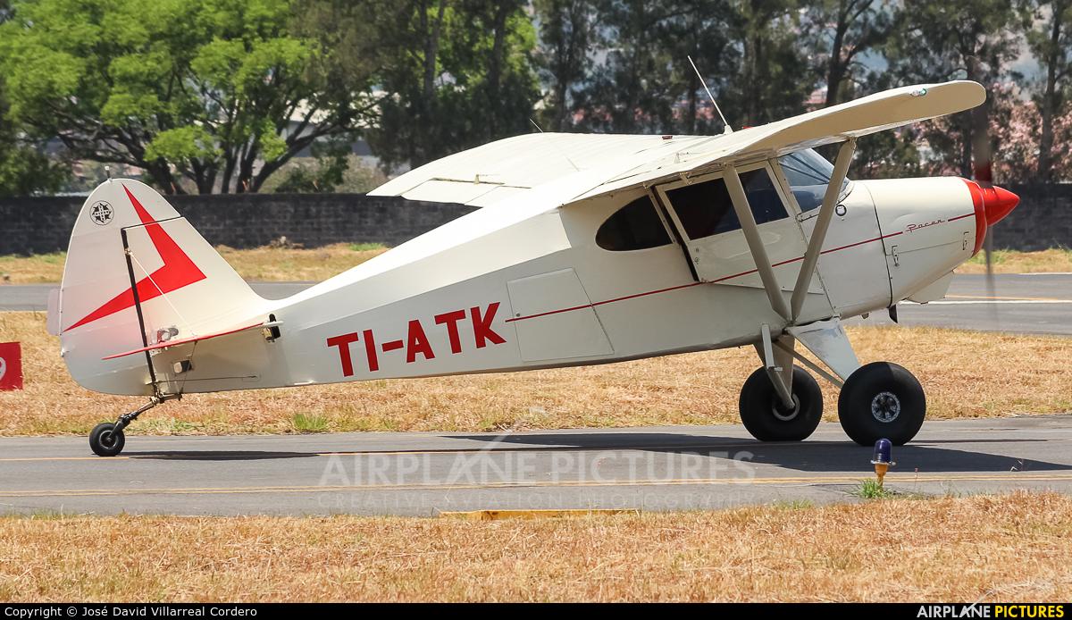 TI-ATK - Private Piper PA-22 Tri-Pacer at San Jose - Tobías