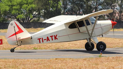 TI-ATK - Private Piper PA-22 Tri-Pacer