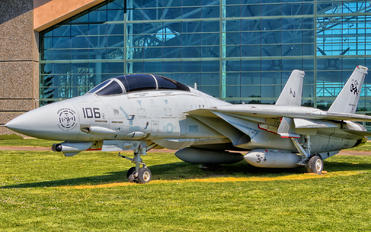 164343 - USA - Navy Grumman F-14D Tomcat
