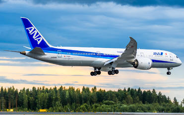 JA836A - ANA - All Nippon Airways Boeing 787-9 Dreamliner