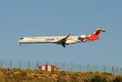 Air Nostrum - Iberia Regional Canadair CL-600 CRJ-1000 EC-LJR at Valladolid - Villanubla airport