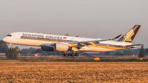 9V-SMU - Singapore Airlines Airbus A350-900 aircraft