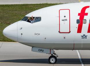 TC-CPU - Pegasus Boeing 737-800